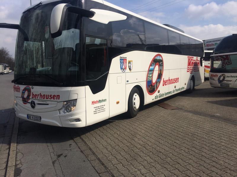bus365 datenbank krein reisen gmbh co kg in oberhausen. Black Bedroom Furniture Sets. Home Design Ideas